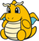 Muñeco Dragonite DW