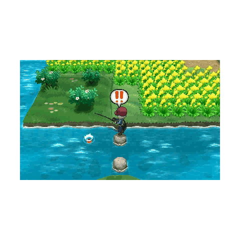 Pescando en <a href=