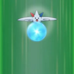 ... Aura esferal de <a href=