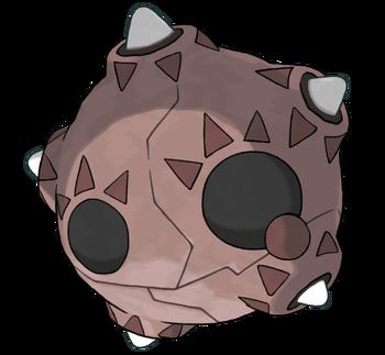 Forma meteorito