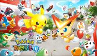 Artwork Pokémon Rumble U