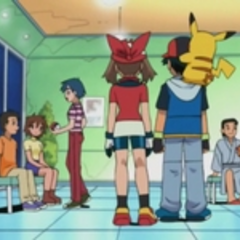 Sala donde reunirse con otros entrenadores para charlar sobre Pokémon.
