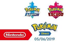 ESPESC Pokémon Direct 05-2019
