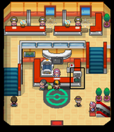 PC Centro Pokémon HGSS