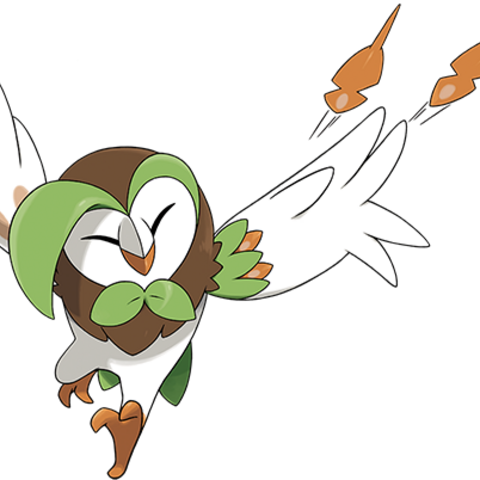 Artwork de Dartrix.