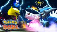 Carátula Pokémon Rumble
