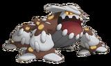 Heatran en Pokémon Ranger 2