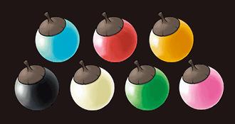 Ilustración de los bonguris