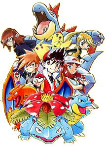 Pokémon Special FireRed y LeafGreen