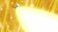 EP652 Roserade de Nando usando rayo solar