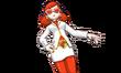 VS Comandante del Team Flare (mujer)