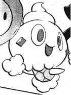 Vanillite manga