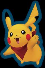 Art Pikachu MM3D