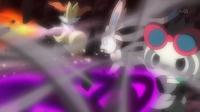 EP939 Pokémon de Serena atacando