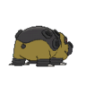Hippowdon espalda G6