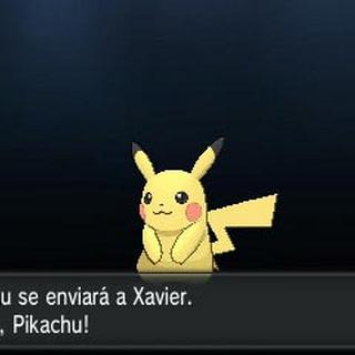 Se ofrece a Pikachu...