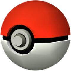 Una Poké Ball en <a href=