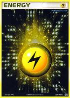 Energía relámpago (EX Emerald TCG)
