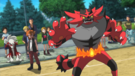 Incineroar de Cross