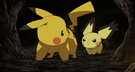 P12 Pikachu y Pichu