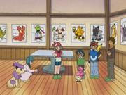 EP336 Cuadros de Pokémon
