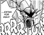 Lance gyarados manga