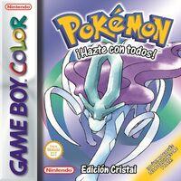 Pokemon Edición Cristal
