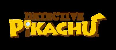 Logo Detective Pikachu