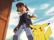 EP005 Ash y su Pikachu