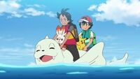 EP1099 Dewgong Surf