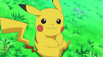 EP727 Pikachu de Ash