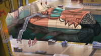 GEN07 Submario del Equipo Magma
