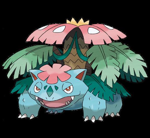 Resultado de imagen para mega evoluciones venusaur