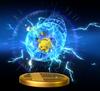 Trofeo de Placaje Eléctrico SSB4 (Wii U)