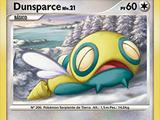 Dunsparce (Tesoros Misteriosos TCG)