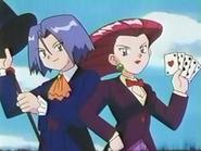 EP135 James y Jessie disfrazados de magos