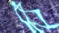 EP996 Absol usando rayo hielo