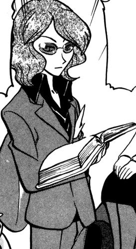 Lucian leyendo