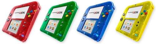 Nintendo 2DS RVAAm
