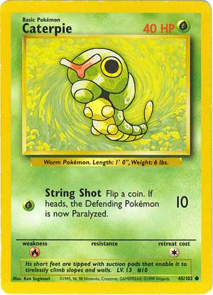 Archivo:Caterpie (Base Set TCG).jpg
