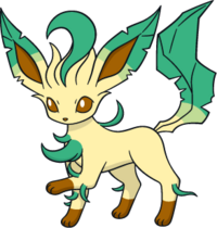Leafeon (dream world)