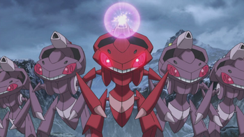 Ejército Genesect
