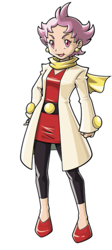 "Visona en <a href=""http://es.pokemon.wikia.com/wiki/Pok%C3%A9mon_Ranger:_Trazos_de_Luz"" title=""Pokémon Ranger: Trazos de Luz"" class=""mw-redirect"">Pokémon Ranger: Trazos de Luz</a>"