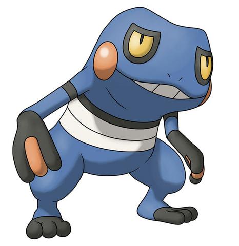 Archivo:Croagunk en Pokémon Ranger 2.png