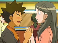 EP444 Brock declarando su amor a Yuma