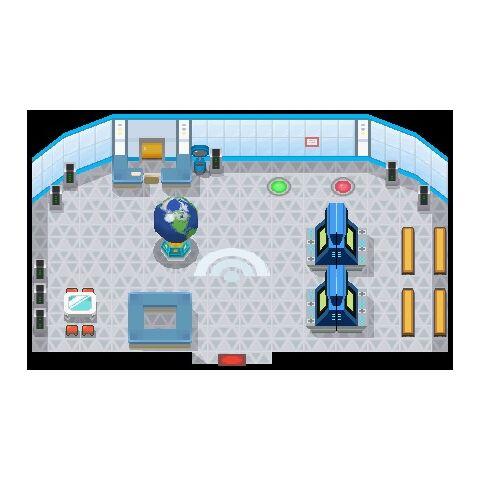 Primer piso del Terminal Global, donde se ubica el área de <a href=