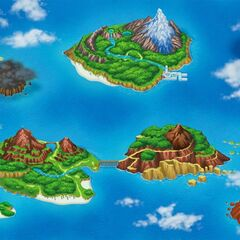 La nueva región, <a href=