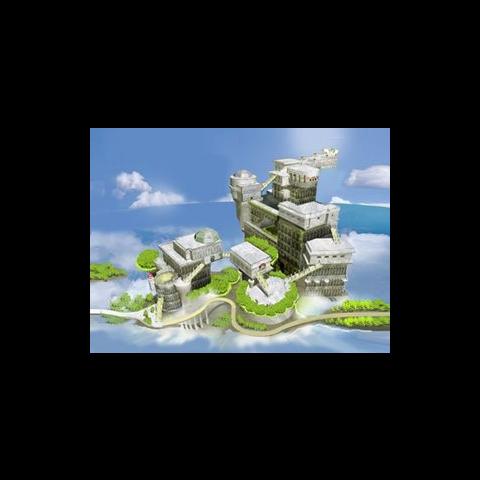 Castillo de los Líderes de Gimnasio de Johto