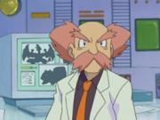 EH08 Profesor Namba