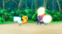 EP1069 Pikachu usa Cola férrea